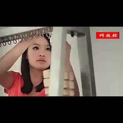 #涨姿势#惊呆!美女居然用筷子整出来这么个东西#我要上热门#