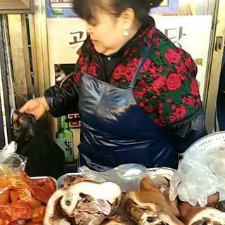 韩国美食--广藏市场美食特辑下#韩国美食#