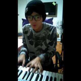 #寂寞的季節#陶吉#陶喆#鋼琴