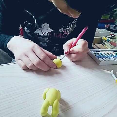 用超轻粘土做小马宝莉云宝图片展示