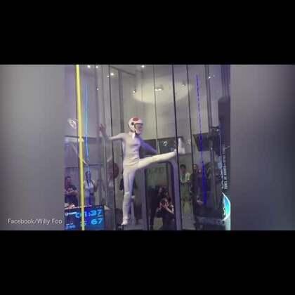 #风洞失重舞# 魔性十足👻👻 #舞蹈#👽👽👽