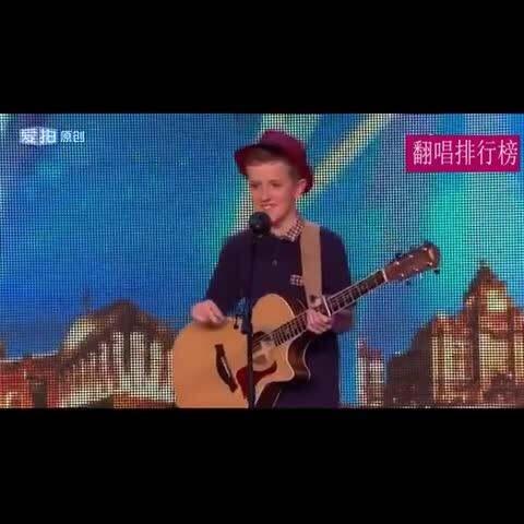 #音乐#12岁的小正太唱给暗恋姑娘的歌,真是个的谈恋爱不想女生一个图片