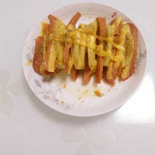 #pk香喷喷的小烤鸡#@香喷喷的小烤鸡 有木有比第一次做得好✨风琴土豆😜✨