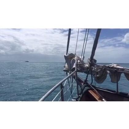 #旅行##大堡礁#2016.2.9.帆船航海时代⛵⛵