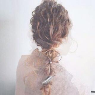 时尚编发##日常造型##韩式小清新发型#唯美森系女生编发,看起来慵懒