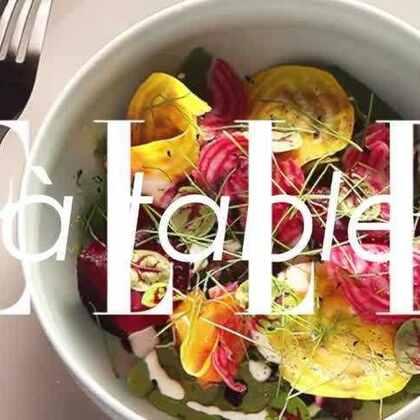 ELLE A table   淺嚐清新春意 ACHOI 春天要到了,除了衣櫃換季外、你的味蕾是否也蠢蠢欲動的想要嚐鮮呢?ACHOI主廚做出春意滿滿的料理,色彩於盤中追趕跑跳,讓你輕鬆體驗春芽茂發於舌尖的驚喜愉悅。#沙拉##ACHOI##清爽##春天##美食#