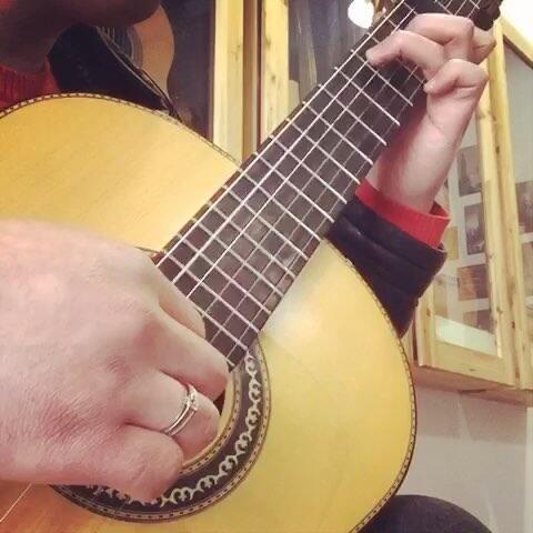 古典吉他演奏 女儿情 需要谱的请联系我 古典吉他 我和 音乐视频 KUKI.