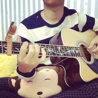 #太阳的后裔##宋仲基#always吉他指弹,记得点赞喔!稍后发出吉他谱,请关注!