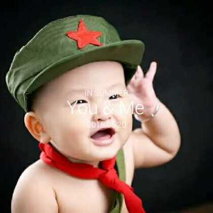 #全职妈妈的一天#小宇宇第一次写真