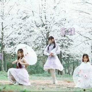 #七朵组合##我要上热门##舞蹈#樱花的季节,没有看到樱花的童鞋可以在这个视频里看啦~伞舞部分对焦到背景上了所以人是虚的,但是后面的部分是正常的哦~@yuri_优荔 @鬼娃030 妹子们踩着高跟鞋在泥巴地里真心不容易@舞蹈频道官方账号 ~完整花絮彩蛋戳连接就能看到啦!http://v.youku.com/v_show/id_XMTUwMTIyODIyNA==.html