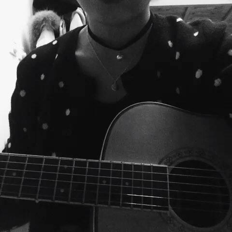【珍珍是个老可爱了美拍】#吉他弹唱##太阳的后裔##always#...