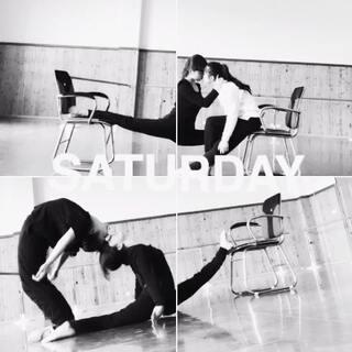 论舞蹈生的拍照姿势✌#腿咚#