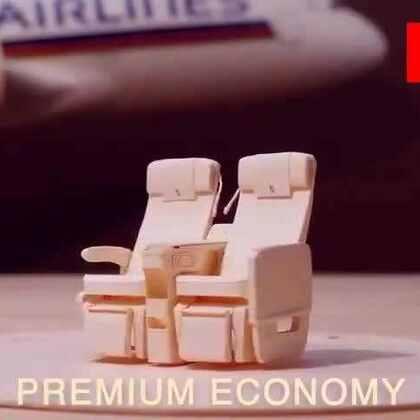 #涨姿势#国外一个手工达人按真实飞机做出来的飞机模型,看的好舒服
