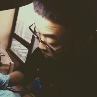 tengutattoo 大花包腿 工作进行中#tattoo##纹身刺青##三里屯太古里