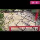 #涨姿势#卧槽,这学校的开幕式碉堡了,别人家的!😂