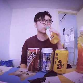 #最难喝饮料挑战#一条作死的视频!!大家千万别喝别模仿!!祝宇宙和平!#白眼先生#