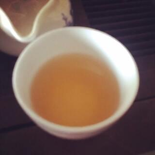 来杯茶醒醒脑~#花式喝水挑战#