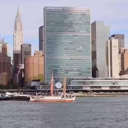 """欢迎收看#联合国周刊#!联合国努力在2030年终结艾滋病流行;重启叙利亚和谈时机仍未成熟;两位新增秘书长候选人参加面试;""""欢乐之星号""""抵达纽约。"""