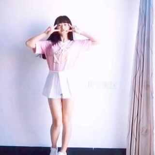 #我要上热门##舞蹈##韓國舞蹈##kpop##kpopdance##clc##clc-no#oh oh #崔有真##s-girl#一拍即合就发舞蹈☺ 跳的是clc 崔有真的部分哦!❤@敏雅可乐