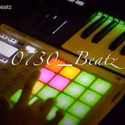 #音乐##打击垫##我要上热门#Booyah remix