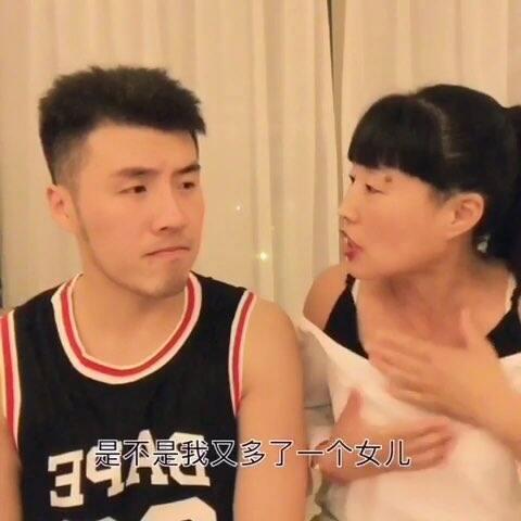 【-王小强-美拍】老妈突然问我:老婆和妈同时掉水...