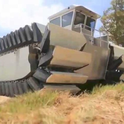 #涨姿势#美国新型坦克 这个大家伙可不简单