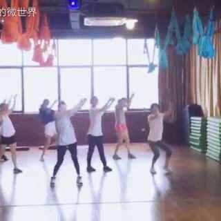 #韩国舞蹈#今天我穿蓝色衣服