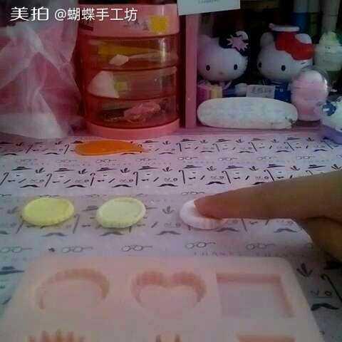 #超轻面膜粘土##蛋糕小a面膜方法#祝@操作奶自制粘土补水原创教程图片