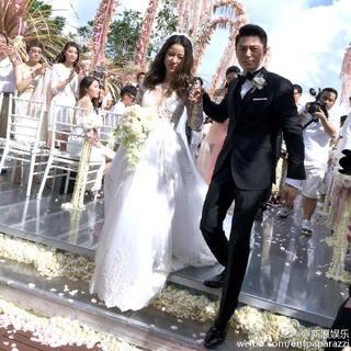 #霍建华林心如结婚#wuli心如要一直幸福!