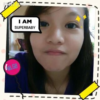 #superbaby##smiling##violet#