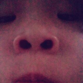 #鼻孔自拍#怎样????
