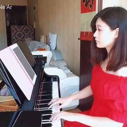 faded钢琴版改编成了容易弹的c调,伴奏有规律.
