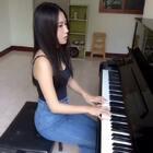寫歌彈琴,寫寫唱唱#音樂##唱歌##花兒林佳音#