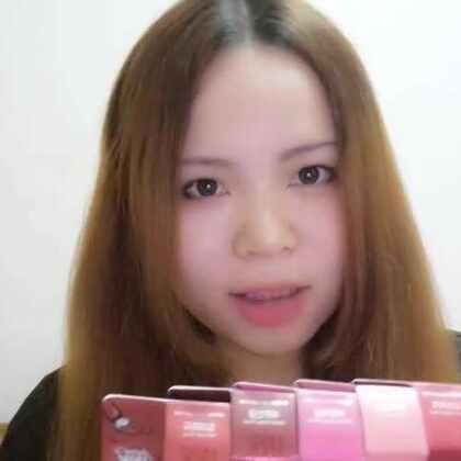 8月份爱用品分享 彩妆篇 这个月我不断刷存在感,已经没什么要在描述上说了=-=#美妆时尚#