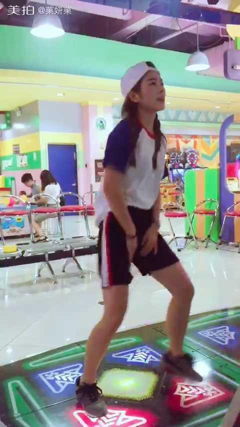 #舞蹈##e舞成名##跳舞机#疯狂模式里面的✨#worth it#✨脚谱不一样,可以自由发挥,原舞版本还在修炼中!