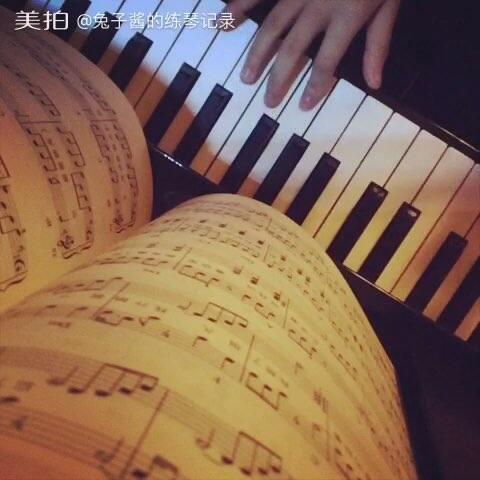 《童话》#钢琴曲图片
