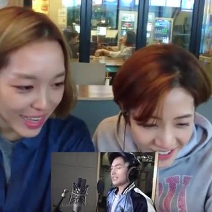 韩国妹子看《微微一笑很倾城》的反应....😂😂