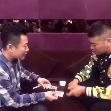 跟赌王马洪刚玩吧牌,有要瘦身产品的可以加我微信yao12345888…