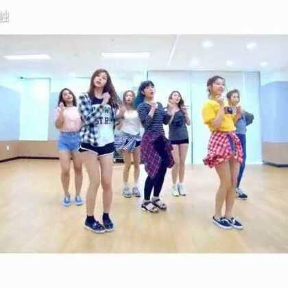 #clc-no oh oh##天猫团##CLC##韩舞练习室##苦瓜音乐#上瘾