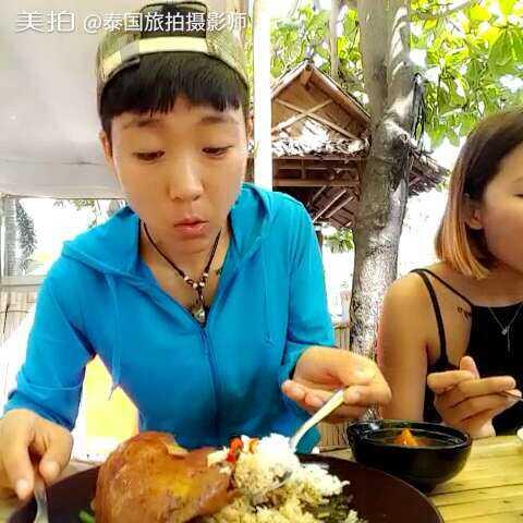 #泰国美食##泰国路边美食##苏梅岛小吃小吃#攻略上海人是什么图片