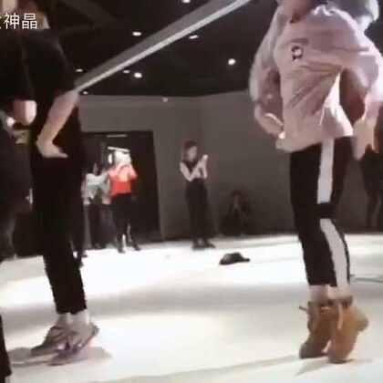 #舞蹈#昨天神童老师公开课 和老师录的视频~