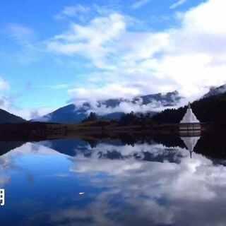 #随手美拍##旅行#秋天的西藏会是什么样的?