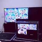 #随手美拍#泓儒宝贝在湖南卫视金鹰卡通录制玩名堂片段。主持人高强度循环不间断工作,镜头一转全身是汗,值的尊敬👏