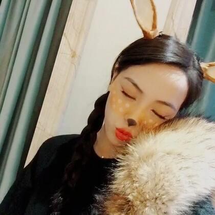 #卡通妆##小鹿班比##halloween 万圣节##自拍##美妆#好久不见👶们~万圣节狂欢了吗?我扮演的小鹿你们喜欢吗😛