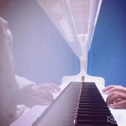 【陈念灵美拍】#自学钢琴##可惜不是你##我的黑...