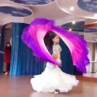 #少儿肚皮舞##肚皮舞##00后舞蹈大赛#我还是觉得跳肚皮舞的女孩最美丽!