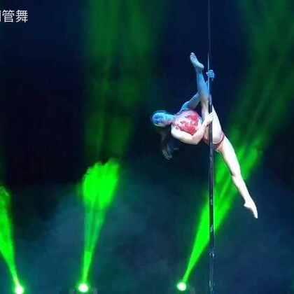 #舞蹈#__中国钢管舞国家队资格赛现场~恭喜我家宝宝周迅同学再次晋级为新一届中国钢管舞国家队队员☺大家关注我新浪微博:@-宋瑶 生活中动态全在微博☺😛