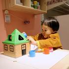 買什麼玩具好? 整個IKEA,都是我們家的遊樂場!😂😂 #逗比##搞笑##寶寶##KUSO##親子#