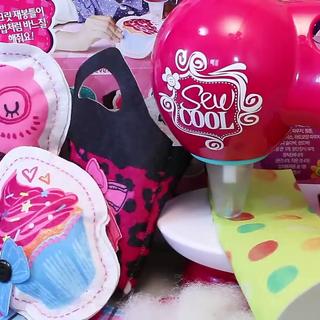 #宝宝##玩具介绍##直播玩玩具#韩国缝纫机玩具😘
