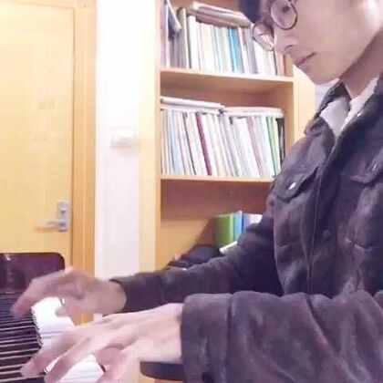 小情歌 钢琴版🎹 C.h#自拍##音乐#